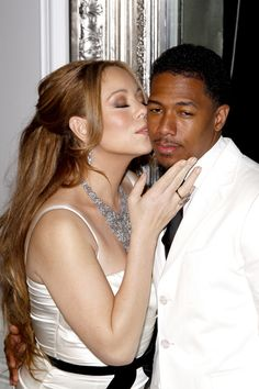 Mariah Carey and Nick Cannon celebrate 4th anniversary in Paris