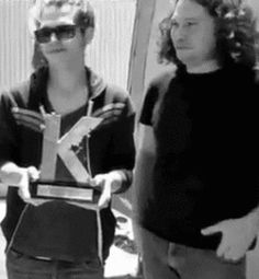 My Chemical Romance   Mikey Way & Ray Toro   Danger Days' Kobra Kid & Jet-Star   Kerrang! Awards