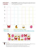 Easter Math Worksheets - School Sparks