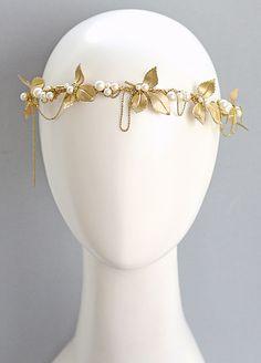 Jewel Encrusted Headpiece ~ Beatrix