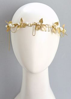 Jewel Encrusted Headpiece ~ Beatrix