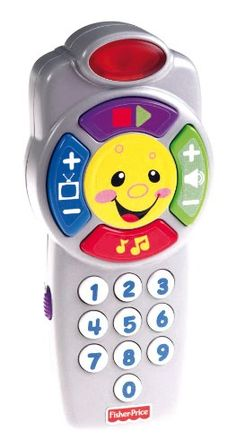Fisher Price – Mando divertiteclas (W9782)
