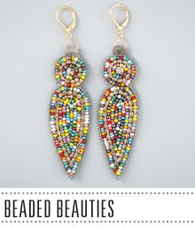 Might make these my summer go-to earrings for jeans to maxi-dress to cocktail party!