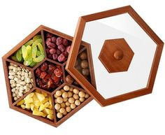Fruit Gifts, Fruit Snacks, Wooden Tea Box, Wooden Boxes, Cockatiel Toys, Wooden Phone Holder, Ramadan Crafts, Fruit Plate, Diy Furniture Projects