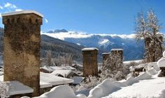 New life for Mestia and Georgia's Svaneti region #Svaneti #Georgia #Caucasus