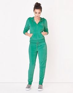 An enviable collection of women's clothing and accessories from Lipsy London. Browse beautiful styles and designs. Cuffed Joggers, Green Logo, Green Fashion, Summer Colors, Lipsy, Trousers, Jumpsuit, Hoodies, Clothes For Women