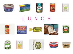 100 Cleanest Packaged Food Awards 2013: Lunch