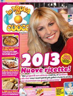La Prova del Cuoco N.1 - Gennaio 2013 Italian | 116 Pages | PDF | 25.44 Mb