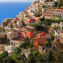 I loved this little unspoiled place, Positano in Italy