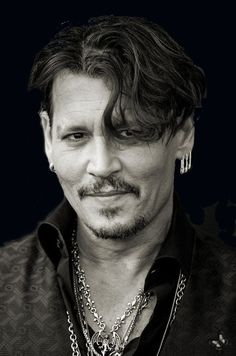 JCD II : Johnny Depp -- 2017 (edit)