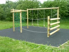 I would love to expand on our outdoor playground this year to accommodate our growing children.