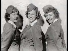 ~~~ Gosh how I can see you dancing and swaying to the music Mom!!  There wasn't any music you didn't start to sway and tap your feet to Mom. xox ~~~    Andrews Sisters - Medley