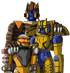 Transmetal 2 Dinobot/ Dinobot II from Transformers: Beast Wars. Dinobot died a heroes death during the course of the series and in a way that fans still argue to this day wether it was a good move ...