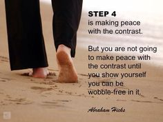 Step 4, Abraham Hicks