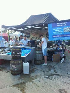 Whitstable Oyster Festival 2012