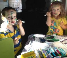 Leaving Your Kids Home Alone With Markers on Sight? Here are 20 Reasons Why You Should NOT do That