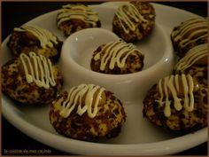 Sablés au beurre de cacahuètes