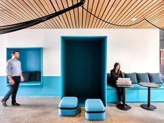 Barrows Office Space Design by Ghislaine Vinas