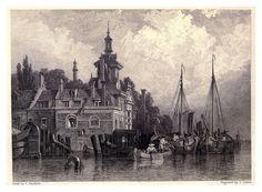 https://flic.kr/p/9S5iYK | 019- Rotterdam-Travelling sketches on the Rhine and in Belgium and Holland (1833)- Clarkson Stanfield | Esta imagen pertenece a www.odisea2008.com Referencia post: www.odisea2008.com/2011/06/bocetos-de-viaje-por-el-rhin-b...