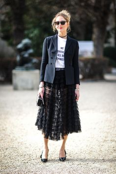 How to Wear the Sheer Trend Like Celebrities | Teen Vogue