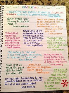 Helpful quotes for saving money! These quotes are very inspiring to save money ! -Sierra Molina