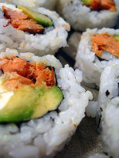 Sushi by MizPersnicket.deviantart.com on @deviantART