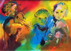 Exposition Art Blog: Ernesto Treccani
