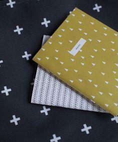 dozi notebooks from designlovefest's blogshop goodie bag