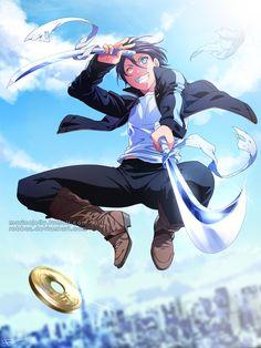 Read Noragami from the story Fondos de Pantalla Anime ヽ(^o^ )^_^ )ノ by (Rex-Lombardi) with reads. Shinki Noragami, Noragami Bishamon, Anime Noragami, Noragami Cosplay, Fanarts Anime, Anime Characters, Anime Boys, Otaku Anime, Manga Anime