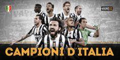 Dopo un catastrofico scivolone dei giallo rossi a Catania, gli uomini di Conte sono campioni d'Italia.