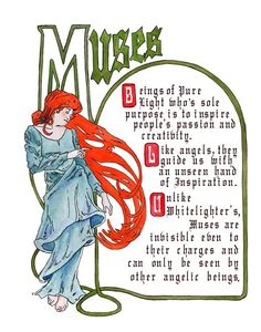 Charmed Series Book of Shadows: Muse » Metaphysic Study