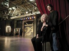 Jay McAdams and Debbie Devine: Theater Without Taboos - Public Spectacle