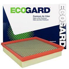 ECOGARD XA6151 Premium Engine Air Filter Fits Dodge Journey / Chrysler 200 / Dodge Avenger. For product info go to:  https://www.caraccessoriesonlinemarket.com/ecogard-xa6151-premium-engine-air-filter-fits-dodge-journey-chrysler-200-dodge-avenger/