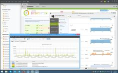 The #NetCrunch network monitoring suite uses a #NoSQL database to store network performance data. There is no limit to the size or length of time your data is kept.