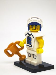 LEGO Collectible Minifigure Series 8 - Football player