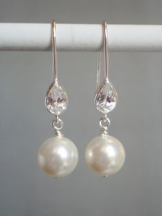 pearls and sparkle