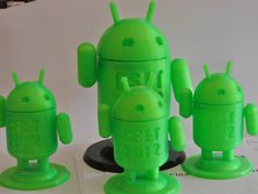 http://www.thingiverse.com/thing:126671 Customizable Android Guy with Text by vorpal - Thingiverse