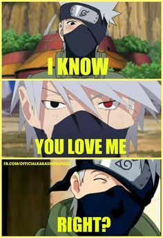 SO FREAKING MUCH....but I like Obito more...:P Sorry Kakashi-senpai.