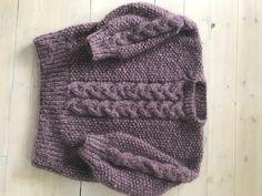 Tone-genseren fra Line Langmo. Strikket i Påfugl-garn Knitted Hats, Knit Crochet, Knitting, Diy, Inspiration, Fashion, Biblical Inspiration, Moda, Tricot