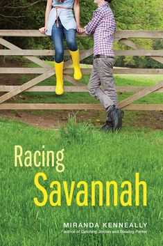 Racing Savannah – Miranda Kenneally. This book is so perfect for book reports/projects, it short, to the point and can be understood for anyone 13+ almost 100% clean but there are a few parts that aren't