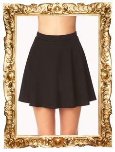 Classic Skater Skirt - $9.80