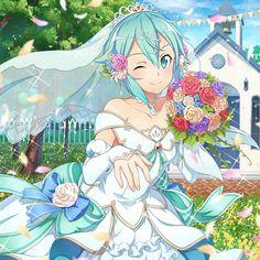 Sword Art Online Cosplay, Sword Art Online Kirito, Kunst Online, Online Art, Kawaii Anime Girl, Anime Art Girl, Shino Sao, Sinon Ggo, Sword Art Online Wallpaper