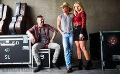 Kenny Chesney, Miranda Lambert, and Sam Hunt's massive tour: Go behind the scenes | EW.com