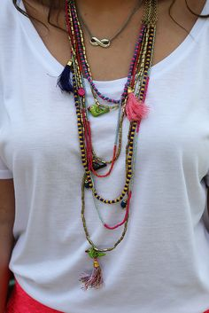 A Great Day In Paradise Necklace