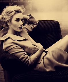 Kate Winslet + The Fearless