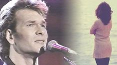 """Country Music Lyrics - Quotes - Songs Patrick swayze - Patrick Swayze Intimately Singing """"Love Hurts"""", Will Leave Y'all Begging For More - Youtube Music Videos http://countryrebel.com/blogs/videos/49505731-patrick-swayze-intimately-singing-love-hurts-will-leave-yall-begging-for-more"""
