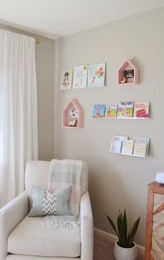 How To Updated Your Gender Neutral Nursery For A Baby Girl Bedding