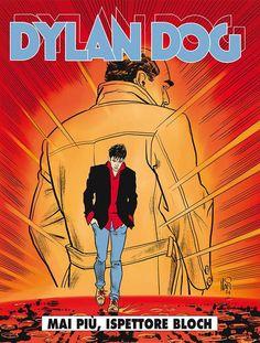 """November 2014 - """"Dylan Dog: mai più, ispettore Bloch"""" by P. Barbato, B. Brindisi"""
