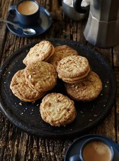 Peanut Butter Cookie Sandwiches - Dish Issue #62