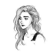 TMI fanart - Clary